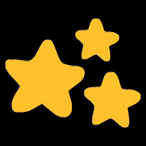 Little stars flat