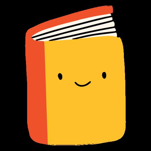 Cute happy notebook