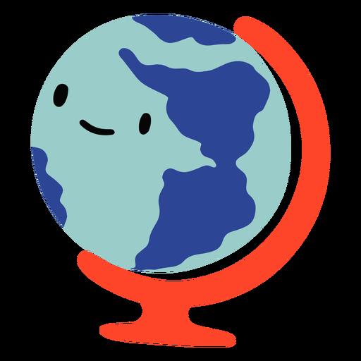 World globe cute