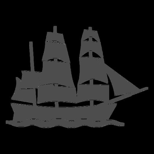 7_Nautical_Sailing Ship_Graphic Icon_Vinyl_CR - 4