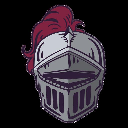 Armor's helmet color stroke