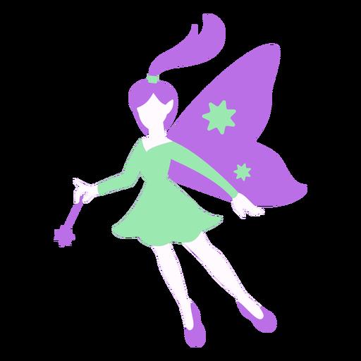 Magic fairy flat