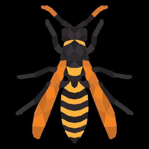 Bee polygonal