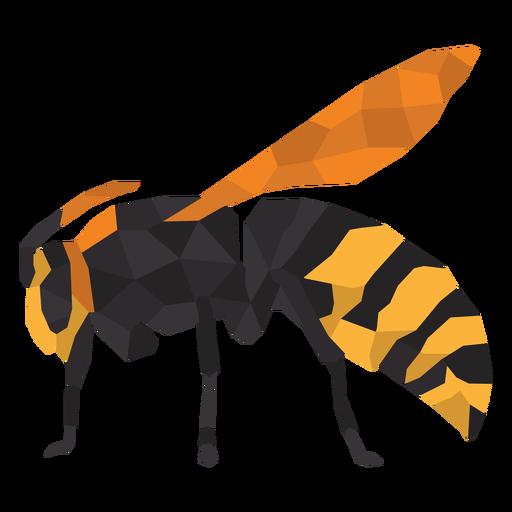 Bees polygonal