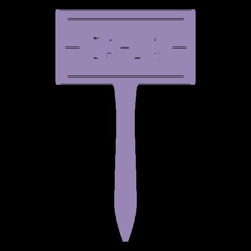 Flower dahlia nature sign