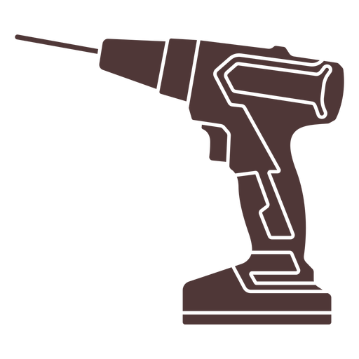 Hand drill cut out