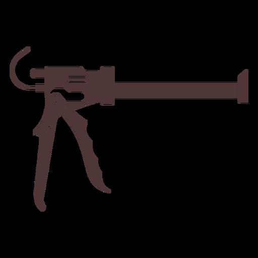Glue gun cut out