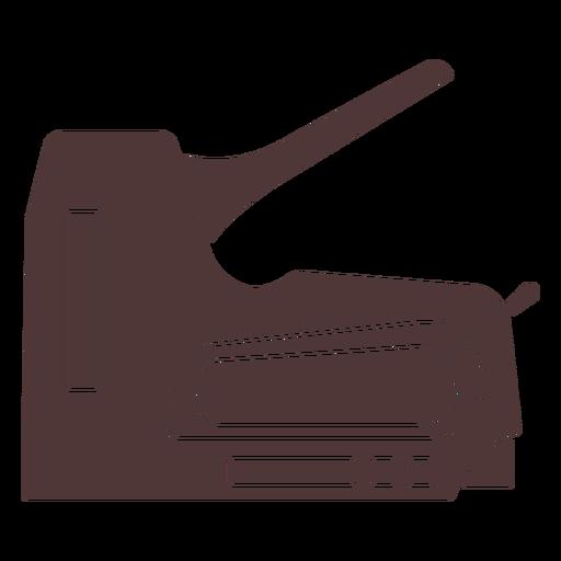 Stapler tool cut out