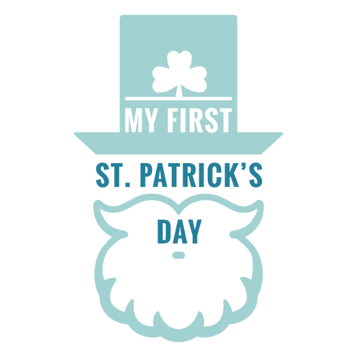 My fisrt St. Patrick's day quote flat