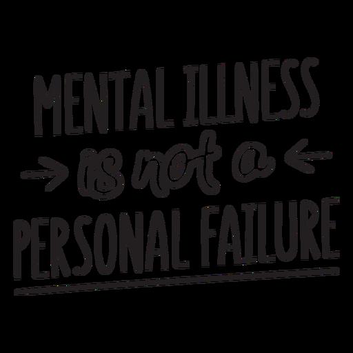 Mental illness quote stroke