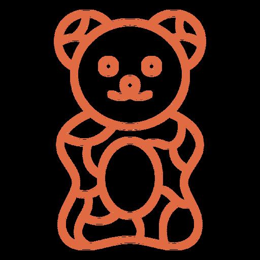 Gummy bears stroke