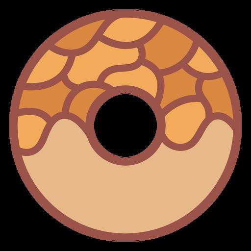 Sweet donut color stroke