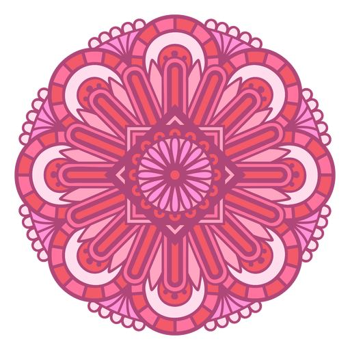 Mandala Monogramas Femenino Remolino - 78
