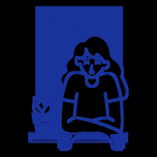 Cuaderno Contour Stay Home Concept - 4