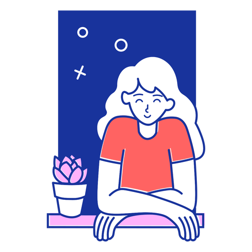 Cuaderno Contour Stay Home Concept - 10