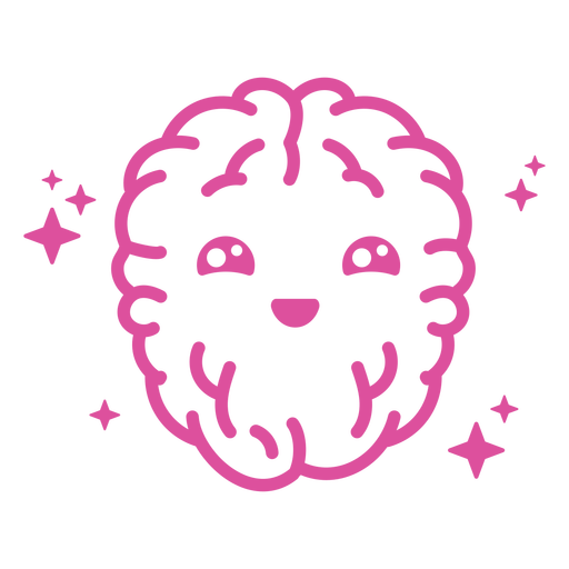 Happy brain stroke