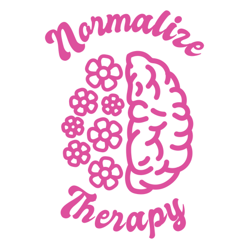 Normalize therapy badge