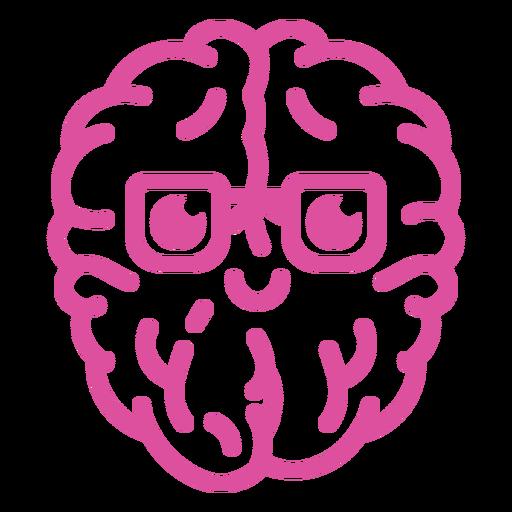 Cute brain stroke