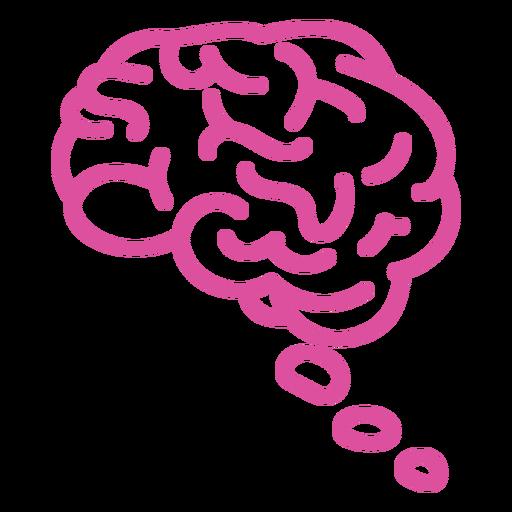 Brain dream stroke