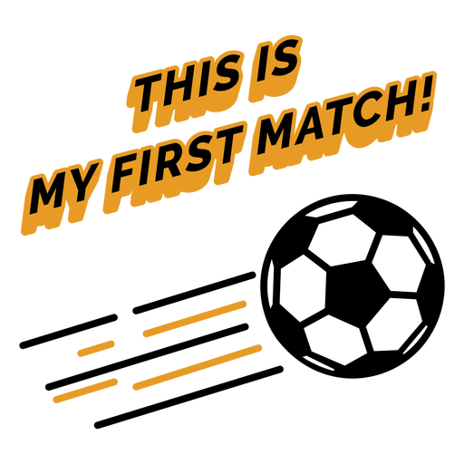 This is my first match quote flat