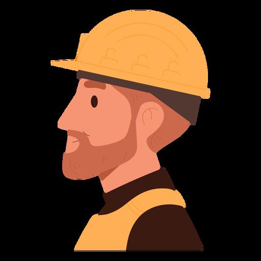 Construction worker flat