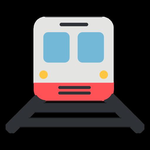Frontal train flat