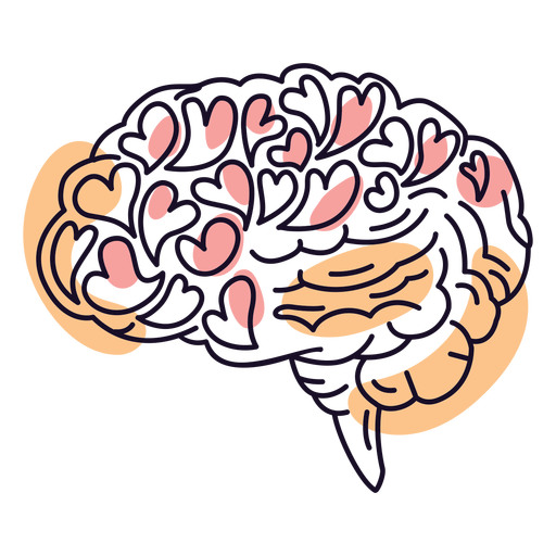 MentalHealth-Brains-FaltWashInkContourOverlay - 8