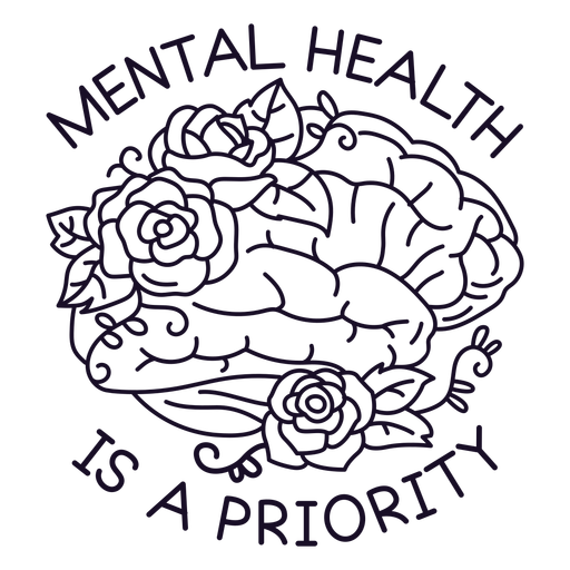 Mental health is a priority stroke