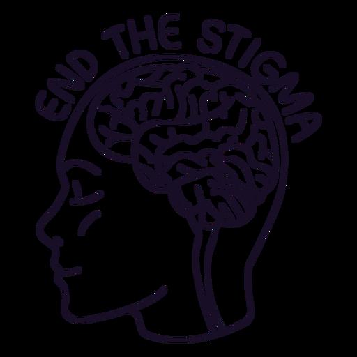 End the stigma stoke