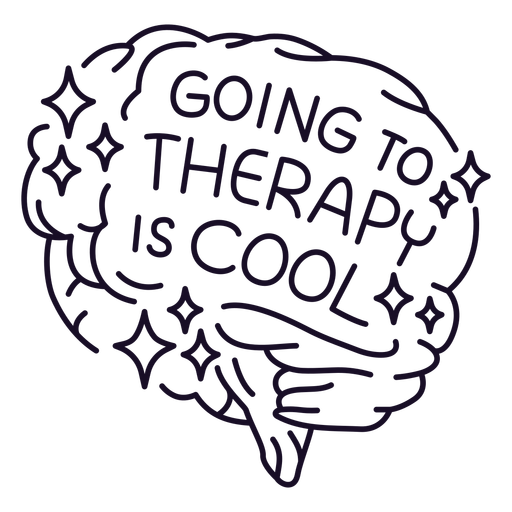 Going to therapy is cool stroke
