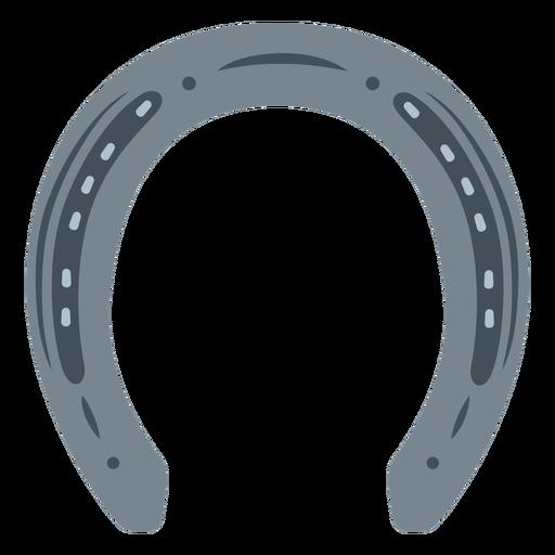 Lucky horseshoe flat