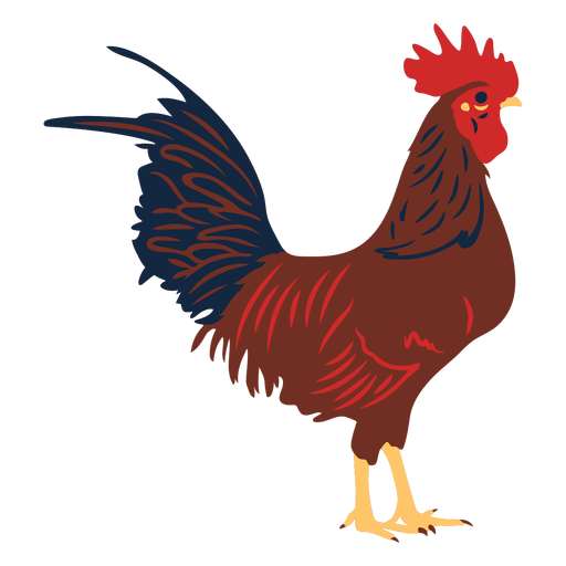 Rooster flat