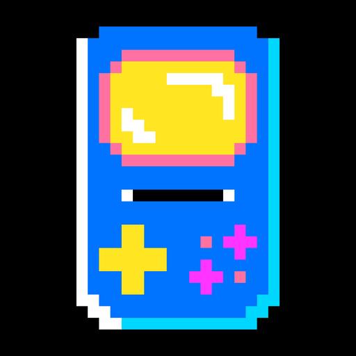PixelArt de los 80 + elementos de neón - 9