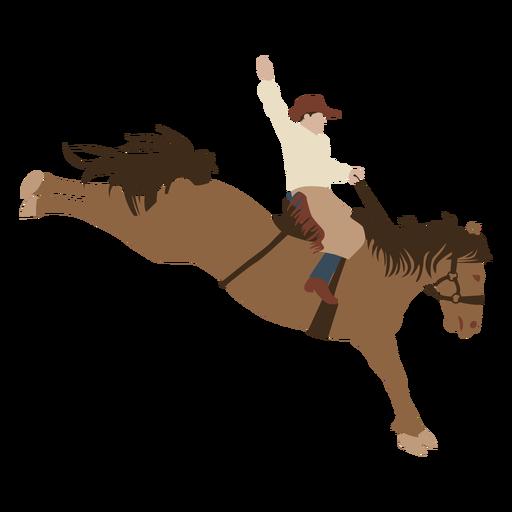 RanchFarmDecor-Cowboy & Pferde - 9