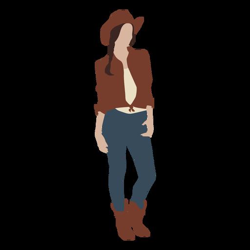 Cowgirl flat
