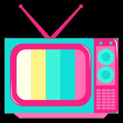 Old tv semi flat