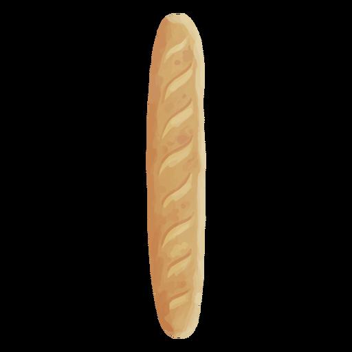 Baguette realistic