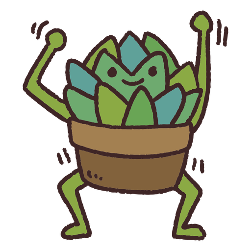 plantas danzantes - 2