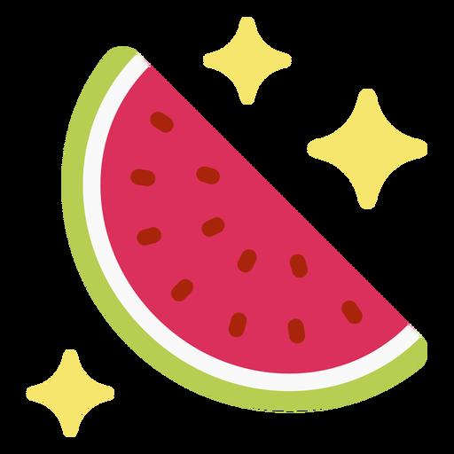 Watermelon sparkle flat