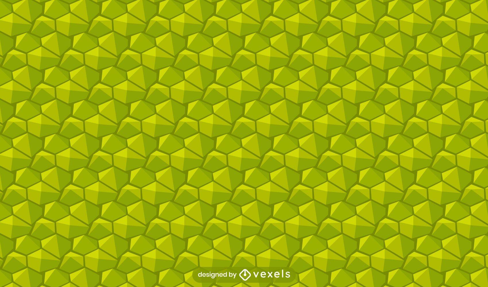 Durian fruit food pattern design