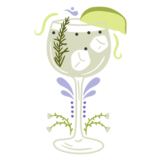 Lemonade water semi flat