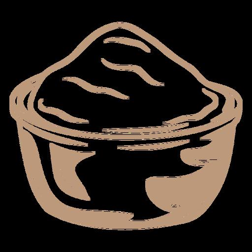 Ingredientes alimenticios Vintage Metal Color - 6