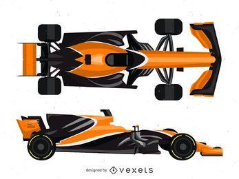 Carros de Fórmula 1