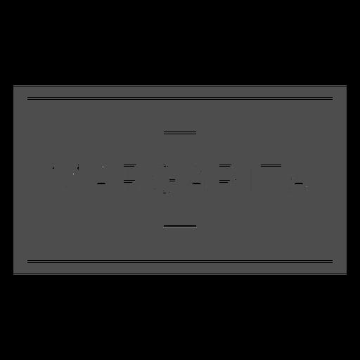 Margarita alcohol drink label