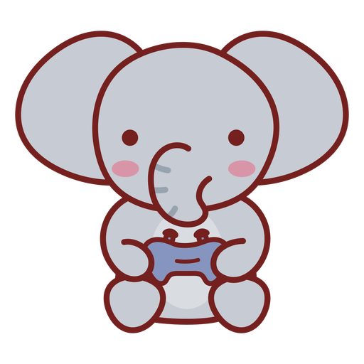 Kawaii Gaming Animals - 10