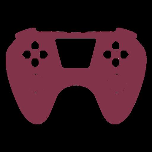 Simple filled stoke console joystick
