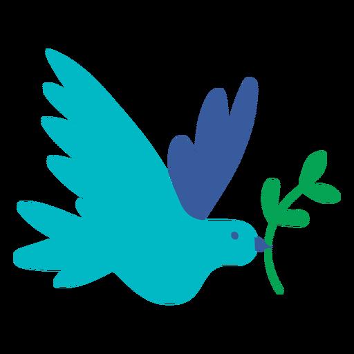 Bird of peace flat