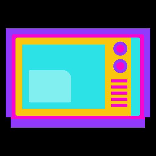 Retro tv flat
