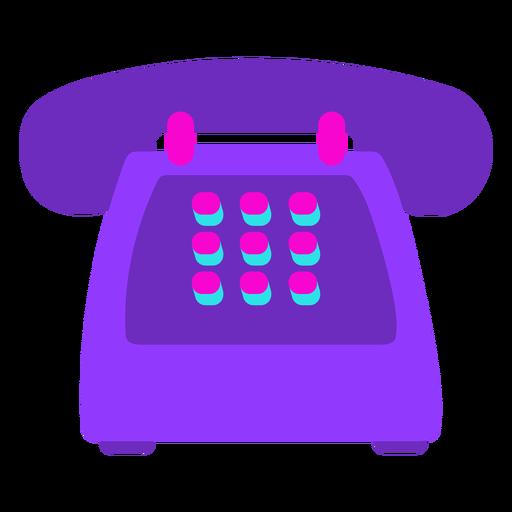 Vintage house phone flat