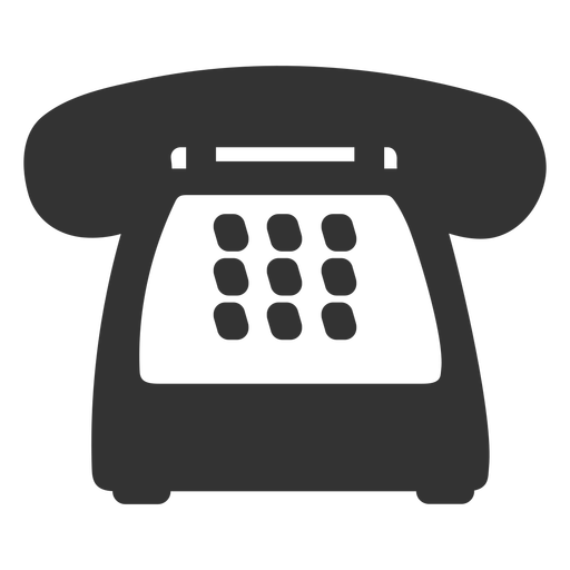 House phone filled stroke